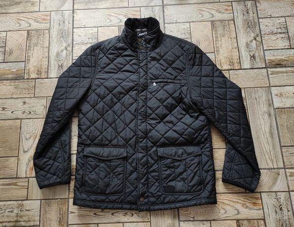Стеганая теплая куртка Musto яхтенная + водонепрониаемая