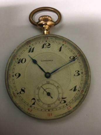 Vendo Máquina de Relógio de Bolso Longines
