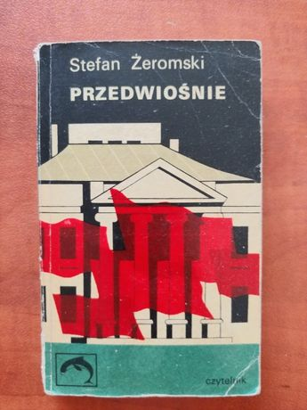Przedwiośnie - Stefan Żeromski - kieszonkowa -WAWA
