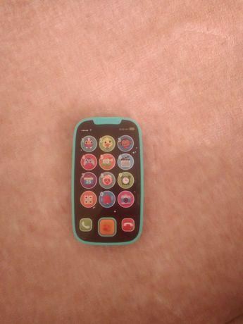Smartfon zabawka dla dzieci Elefun