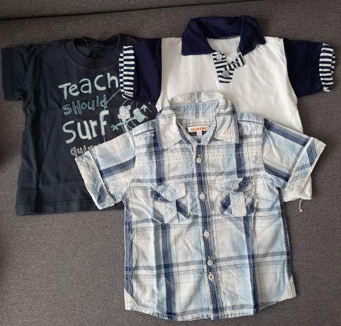 Koszula, koszulki r. 98