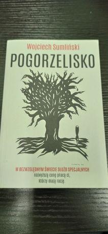 Pogorzelisko - Wojciech Sumliński - Nowa - Tanio