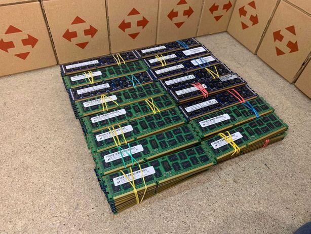 Серверная ОЗУ DDR3 8Gb 12800R 1600MHz ECC REG | Micron Hynix