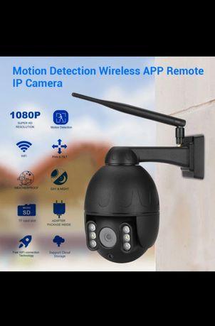 Kamera IP HD 1080P 3x cyfrowa soczewka powiększająca 2MP NOWA