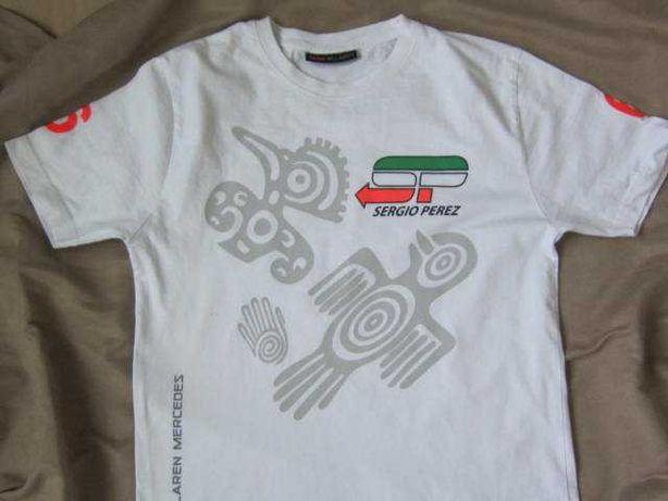 Мужская футболка McLaren Mercedes