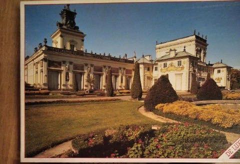 Puzzle 1000 Pałac w Wilanowie