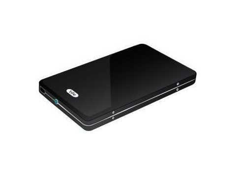 Disco externo USB - 320GB - pequeno e leve - Windows Playstation Mac