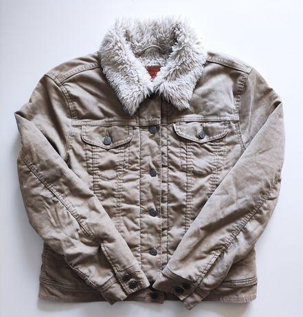Levis Sherpa damska kurtka ocieplana rozmiar L