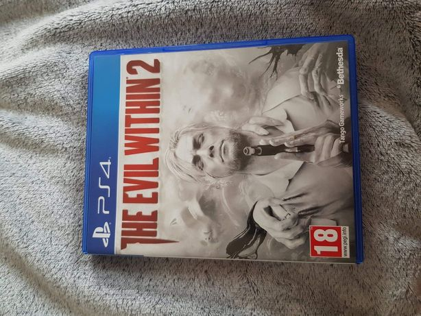 Gra PS4 The Evil Within 2