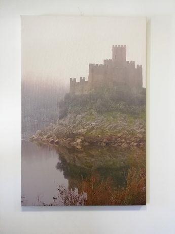 Quadro Castelo de Almourol