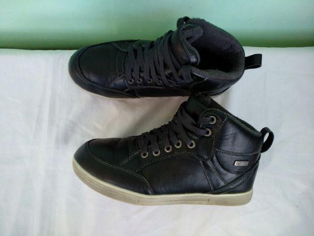 Термо-ботинки р.37 TenTex Германия мальчику мембрана зимние демисезон