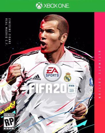 Nowa Fifa 20 Xbox one Kod