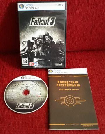 Fallout 3 PC PL/ANG + Artbook