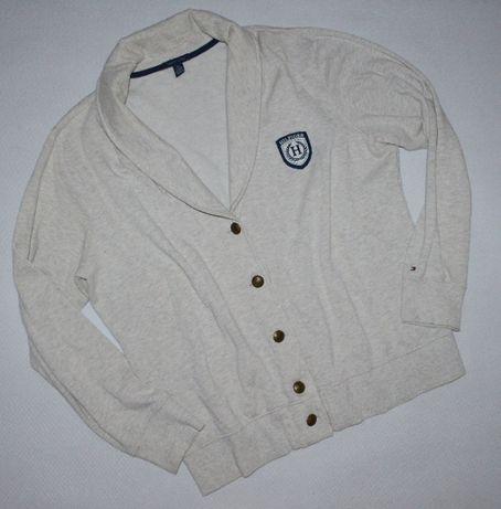 TOMMY HILIGER L ciepła bluza sportowa