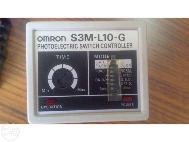 Controlador omron para sensores fotoeléctricos
