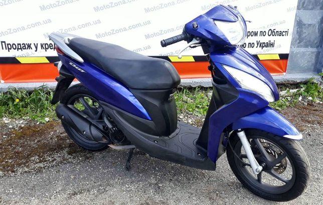 Скутер Honda Dio 110(Vision) 2013 Свіжі з Японії Розмитнені! Кредит!