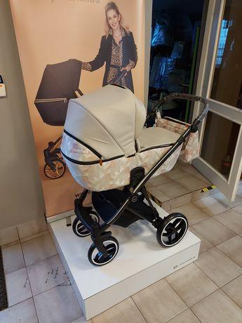 Wózek Baby Merc La Rosa - 2w1, 3w1, 4w1