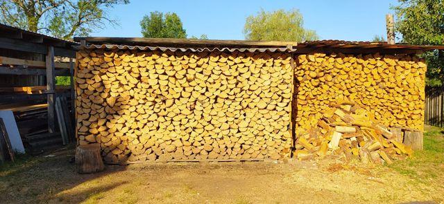 Sprzedam drewno opałowe!