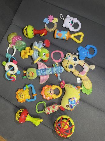 Погремушки / детские игрушки / подвеска на коляску