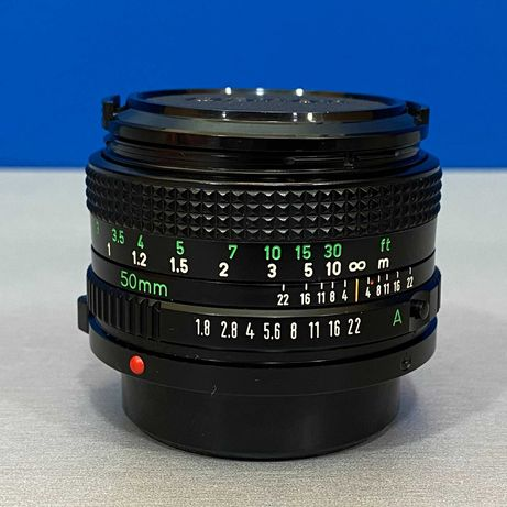 Canon FD 50mm f/1.8 (Adapt.EOS R/Fuji/Sony/MFT/Nikon Z)