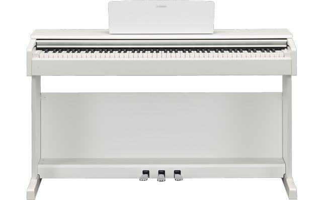 Pianino cyfrowe Yamaha YDP 144 WH (nowy model) BRATPOL TORUŃ