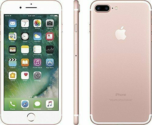 iPhone 7 Plus 128GB Rosegold Telefon APPLE