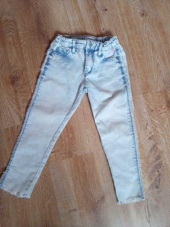 Spodnie rurki Reserved r.110