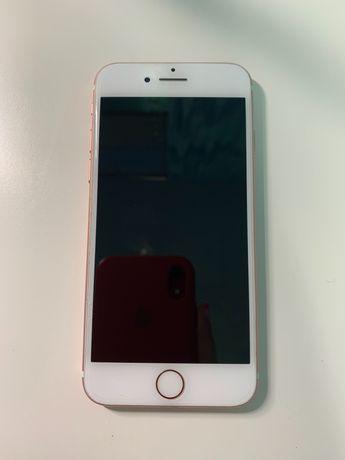 Iphone 7 Rose Gold. 32G +защитное стекло