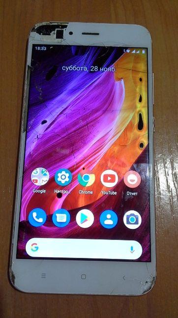 Продам Xiaomi mi A1 4/64 Global