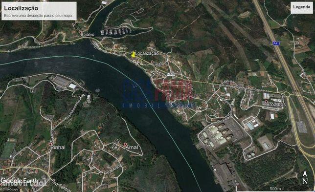 Terreno para construção - Vista Rio Douro