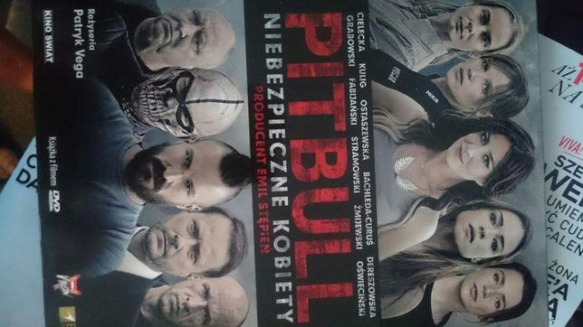 Film dvd pitbull 2 niebezpieczne kobiety