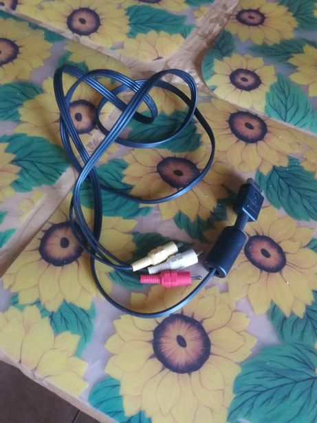 AV кабель ps,playstation