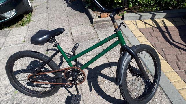 Rowerek 20 cali dla chłopca