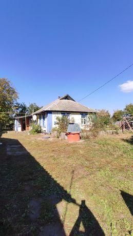 Продам будинок з ділянкою с. Черняхів Кагарлицький р-н