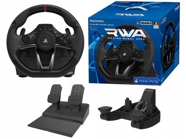 Kierownica HORI RWA Apex PS4/PS3/PC