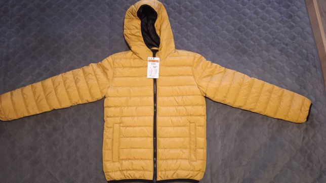 Куртка демисезонная на подростка, размер XS