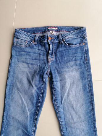 Spodnie damskie jeans Tommy Hilfiger