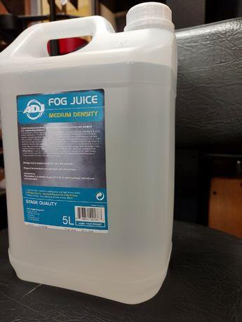 Płyn do dymu 5 litrów American DJ Fog Juice Medium
