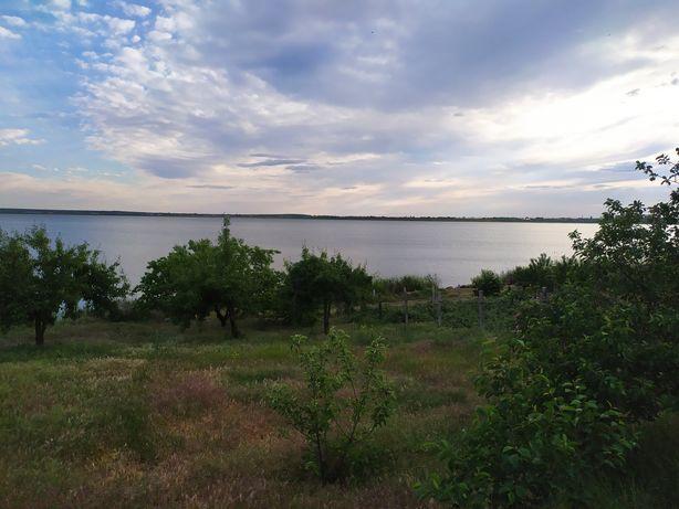 Продам дом с балаганами на берегу Белозёрского лимана
