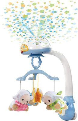 Vtech Baby nowa karuzela, projektor do łóżeczka, 0+