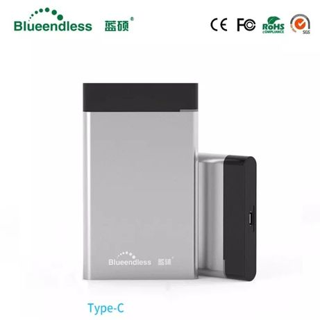 "HDD/SSD-карман Blueendless BS-U23G, корпус 2.5"" USB 3.1 Type-C"