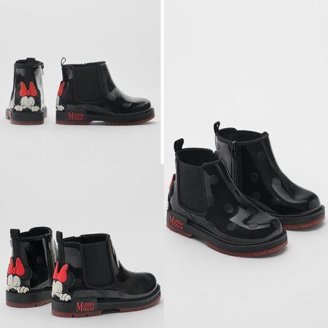 Ботинки ZARA демисезонные