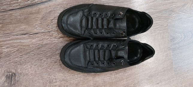 Туфли кожаные 35 размер