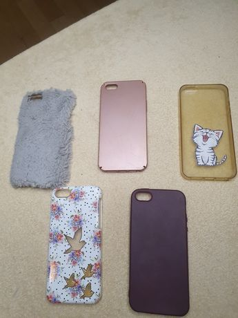 Etui IPhone 5/5S/SE