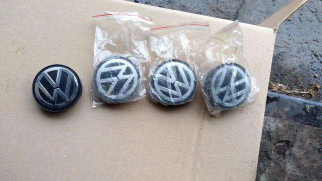 Колпачки на диски VW