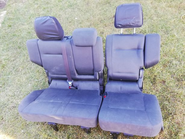 Fotel mitsubishi pajero 4 kanapą tył
