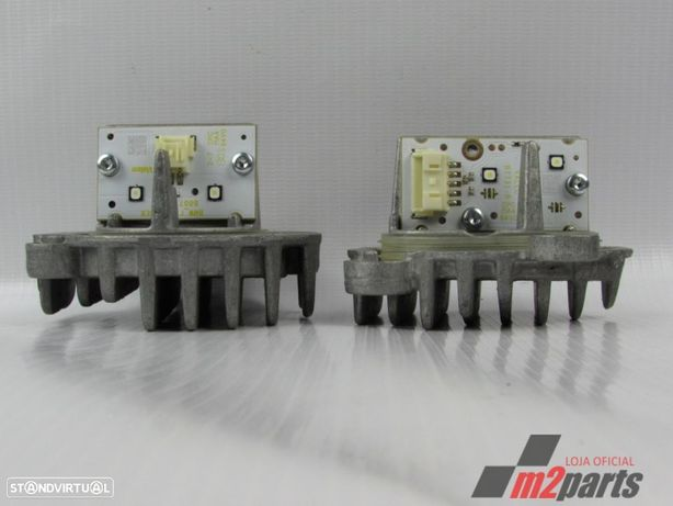 Conjunto módulos Led faróis xenon Cor Unica Direito BMW 2 Convertible (F23)/BMW...