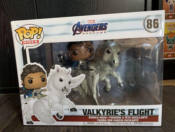 Funko pop! Marvel Valkyrie's Flight nr86 (rides )