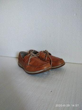 Полуботинки, туфли Clarks ecco стелька 26 см 42 размер