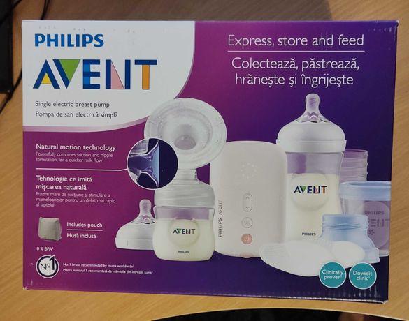 Молокоотсос Philips Avent электрический (Набор SCD395/21)